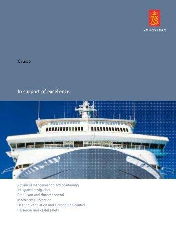 Cruise ships (PDF) - Kongsberg Maritime