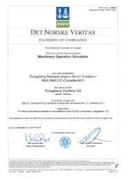 DNV2011-M11 MaK-I.pdf - Kongsberg Maritime