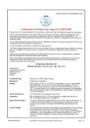 ABS cert 03-LD386226D-2-PDA.pdf - Kongsberg Maritime