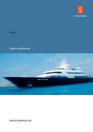 Mega yachts (PDF) - Kongsberg Maritime