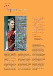 Ausgabe 2/2005.06 Februar - Katholische Männerbewegung