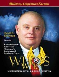 Who's Who: U.S. Army Communications and ... - KMI Media Group