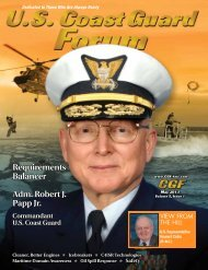 Requirements Balancer Adm. Robert J. Papp Jr. - KMI Media Group