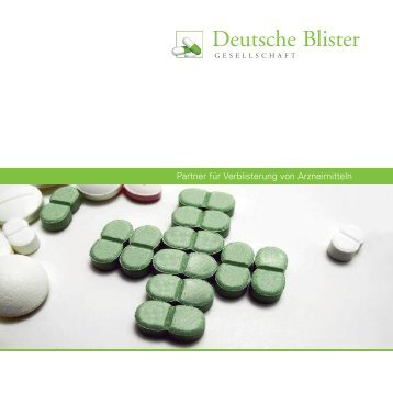 Deutsche Blister - Ebert+Jacobi