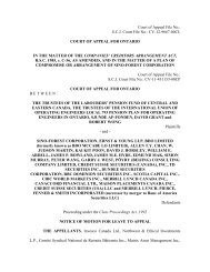 Notice of Motion Seeking Leave to Appeal the Ernst & Young ...