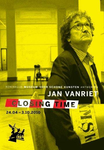 JAN VANRIET - Koninklijk Museum voor Schone Kunsten Antwerpen