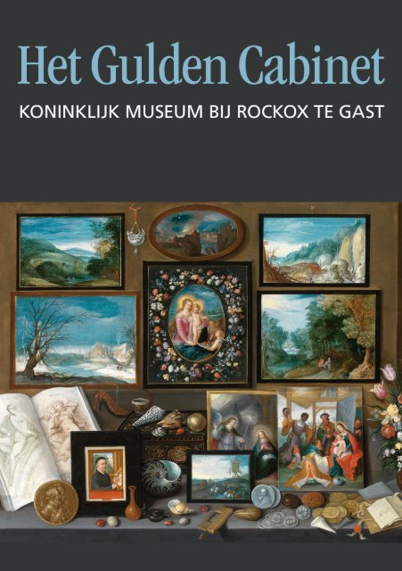 bezoekersgids bij de tentoonstelling (PDF, 3,42 MB) - Koninklijk ...
