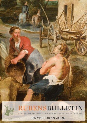 rubensbulletin - Koninklijk Museum voor Schone Kunsten Antwerpen