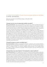 l'interview avec Koen van den Broek (PDF, 431 kB)