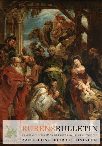 Peter Paul Rubens' Aanbidding door de koningen: Materiaal