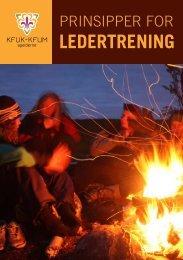 LEDERTRENING - KFUK-KFUM-speiderne
