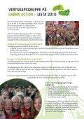 HOME HOSPITALITY 2010 - Norges KFUK-KFUM-speidere - Page 2