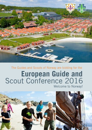 Scout Conference 2016 European Guide and