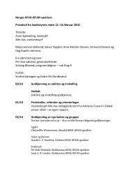 Protokoll 12. - KFUK-KFUM-speiderne
