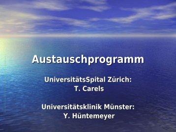 Münster (D) - KMT / SZT AG