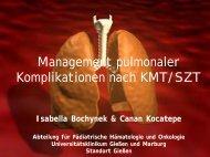 Management pulmonaler Beschwerden bei Kindern nach ...