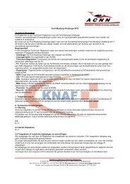 Ford Mustang Challenge 2012 Technisch Reglement Dit ... - Knaf