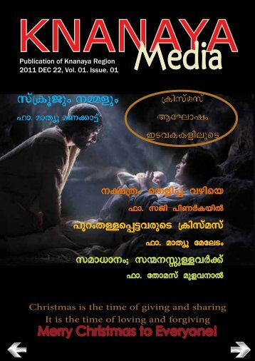 Your advertisement here! Your advertisement - Knanaya Catholic ...
