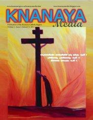 2012 January 5 - Knanaya Catholic Region