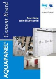 Aquapanel Indoor 3350 KB