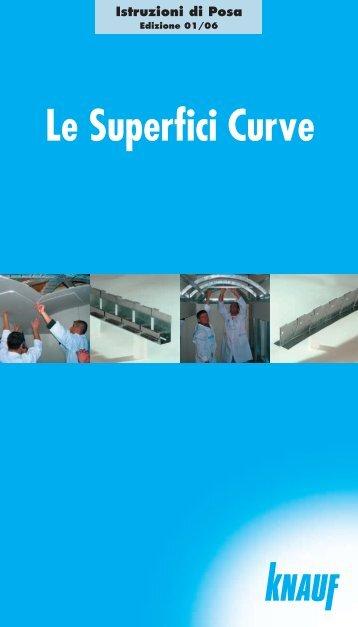 Manuale Posa Le superfici curve - Knauf