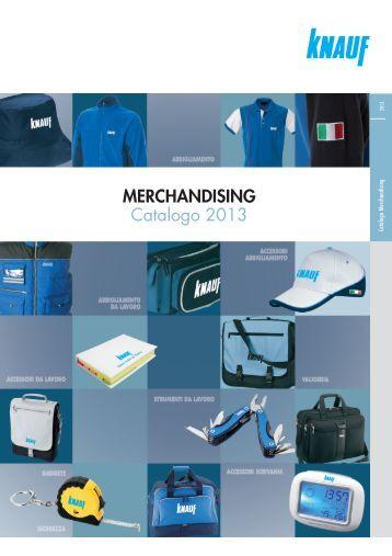 Catalogo Merchandising 2013 - Knauf