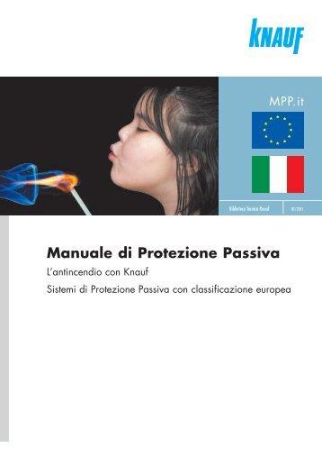 Manuale di Protezione Passiva - Knauf