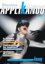 Applikando Novembre 2004 - Knauf