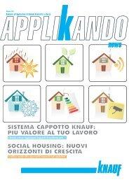 Applikando Maggio 2011 - Knauf