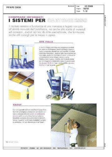 250 free magazines from knauf it - Sistemi per riscaldare casa ...