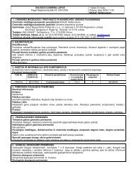 Haftemulsion - saugos duomenų lapas - Knauf