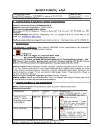 Klebespachtel M - saugos duomenų lapas (PDF / 132 KB) - Knauf