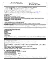 (GKB) - saugos duomenų lapas - Knauf