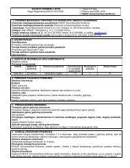 Zementschleier-Entferner - Saugos duomenų lapas - Knauf