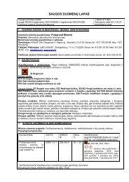 Putzgrund Mineral - saugos duomenų lapas (PDF / 130 KB) - Knauf
