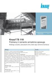 Knauf TS 110