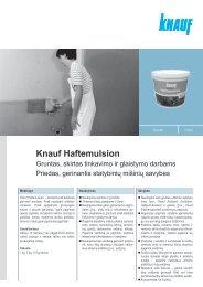 Knauf Haftemulsion