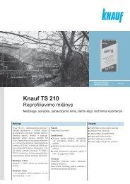 Knauf TS 210