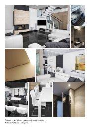 individualaus gyvenamojo namo interjerą - Knauf