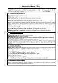Goldband - saugos duomenų lapas (PDF / 134 KB) - Knauf - Page 4