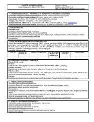 Safeboard Strahl saugos duomenų lapas 95 KB - Knauf