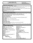 Nivellierspachtel 415 - saugos duomenų lapas - Page 2