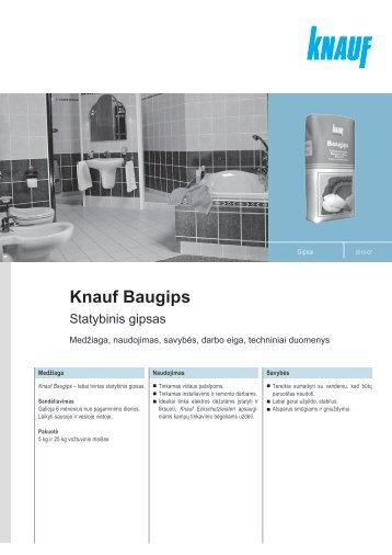 Knauf Baugips