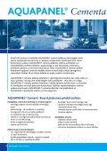 Aquapanel Outdoor, cementa plāksne ārdarbiem, buklets - Knauf - Page 2