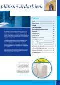 Aquapanel Outdoor, cementa plāksne ārdarbiem, buklets - Knauf - Page 3