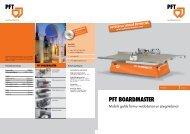 PFT Boardmaster, buklets (PDF / 807 KB) - Knauf
