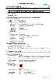 TS 300 Tiefbau sanierung 114 KB - Knauf
