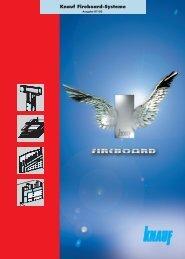 Knauf Fireboard-Systeme