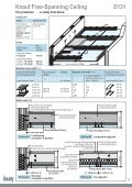 Knauf Free-Spanning Ceiling D131 - Page 5