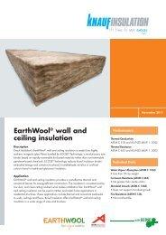 Wall & Ceiling Segments Datasheet - Knauf Insulation New Zealand